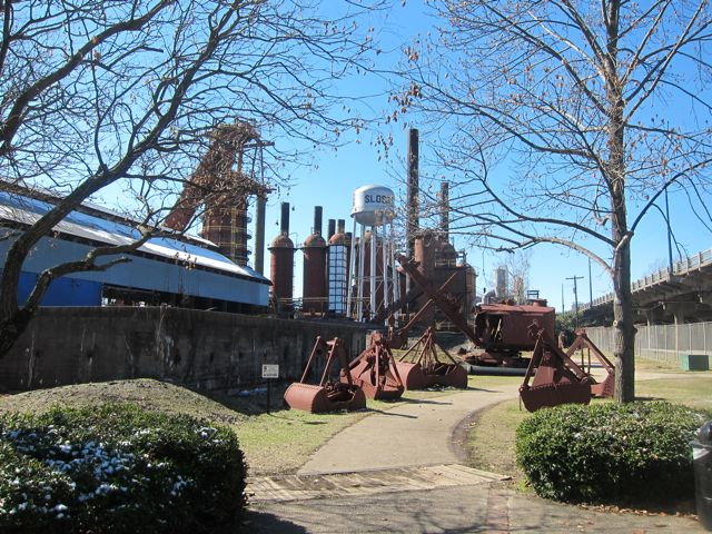 Sloss Furnace-overview