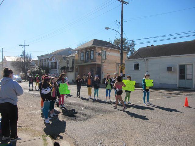 mardi gras marathon