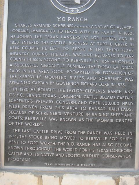 Historic-Marker TX