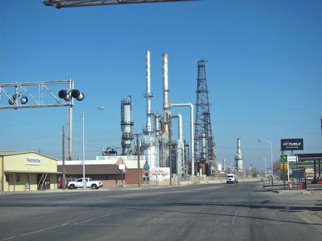 artesia NM refinery