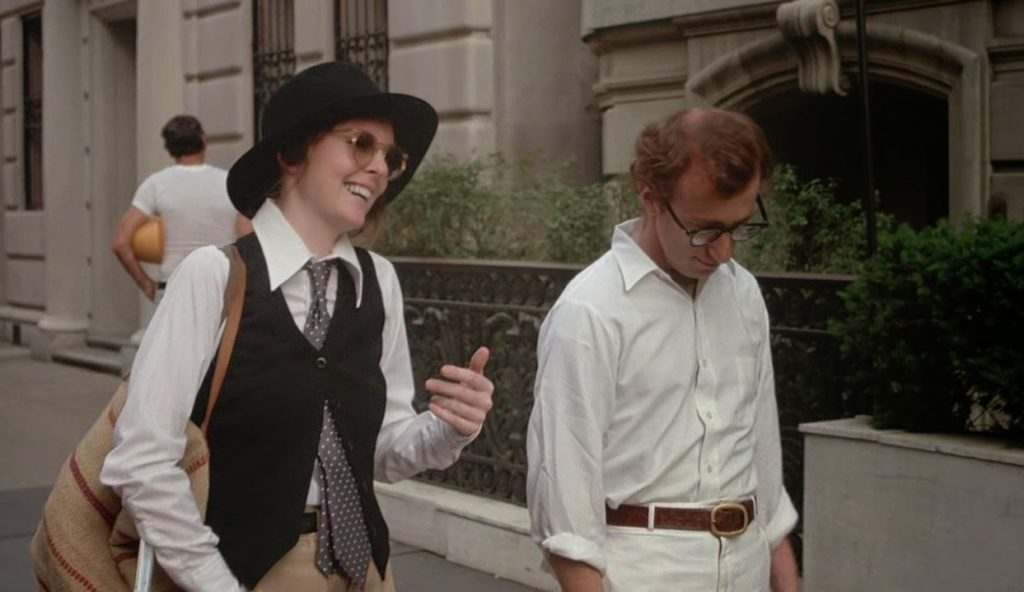 Movies: Star Wars, Saturday Night Fever, Annie Hall