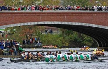 Head of the Charles Regatta Party