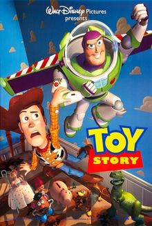 Toy Story movie released